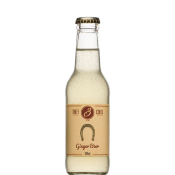 Three Cents Ginger Beer Tonic 0,2l