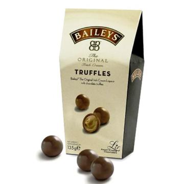 Baileys Domes Chocolate Selection 94g likőrös trüffelkrémmel tölt. csok B