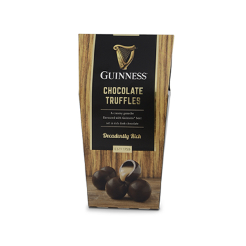 Guinness Chocolate Truffles 135g sörös trüffelkrémmel töltött csok B