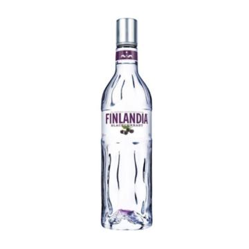 Finlandia Vodka Blackcurrant 1,0l 37,5%