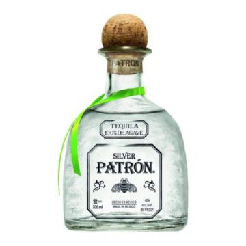 Patron Silver Tequila 0,7l 40%