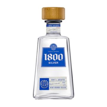 Tequila 1800 Blanco/Silver 0,7l 38%