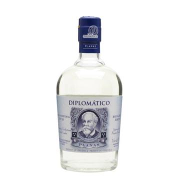 Diplomatico Planas 0,7l 47% fehér rum