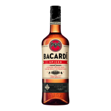 Bacardi Spiced 1,0l 35%