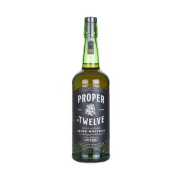 Proper Twelve Irish whiskey 40% 0,7l