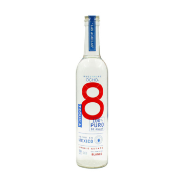 Ocho Blanco Tequila 0,5l 40%