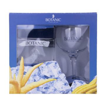 Botanic Prémium Gin 0,7 40% + pohár DD