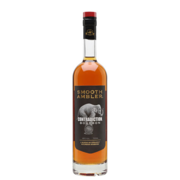 Smooth Ambler Contradiction Bourbon Whiskey 0,7l 50%