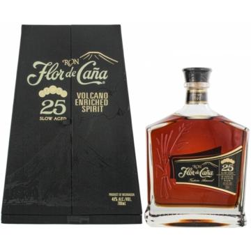 Rum Flor De Cana 25 éves Rum 0,7l, 40%