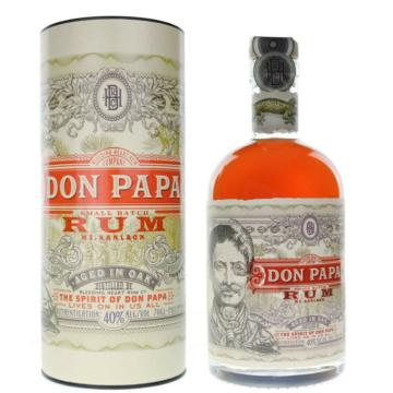 Don Papa 0,7l 40% DD Aged in Oak