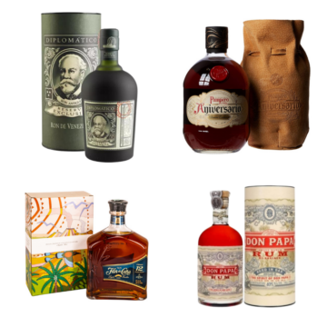 Mr. Alkohol Rum Válogatás