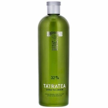 Tatratea 32% citrusos tea likőr 0,7l