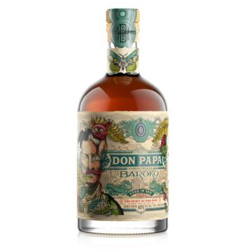 Don Papa Baroko rum 0, 7 40%