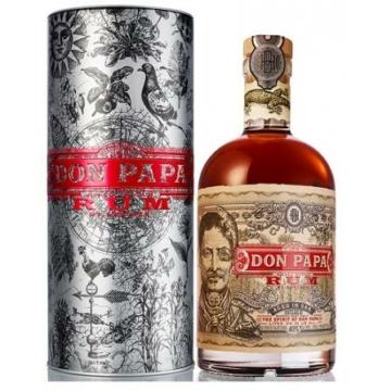 Don Papa Rum 0,7l 40% FDD Aged in Oak