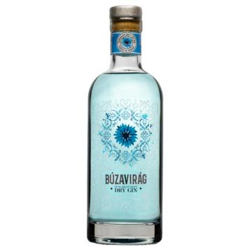 Gin Búzavirág 0,7l 40% kézműves gin Magyarországról