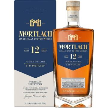 Mortlach 12 éves 0,7l 43,4% DD