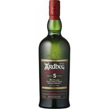 Ardbeg Wee Beastie 5 Éves Skót Whisky 0,7l 47,4%