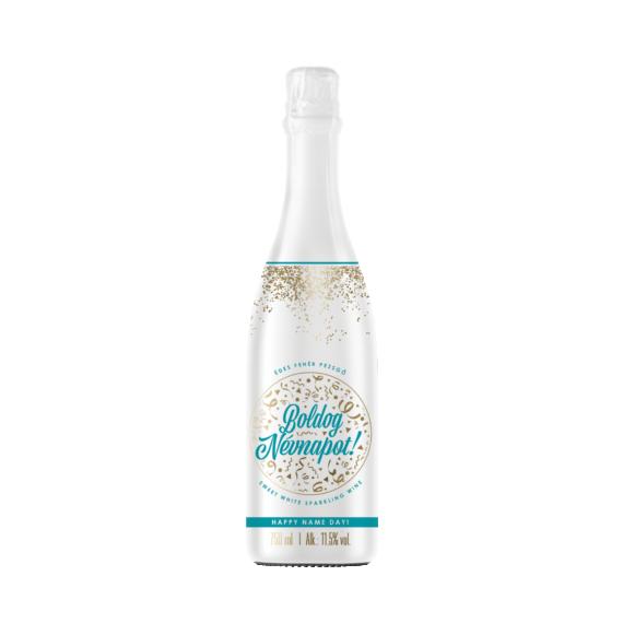 Boldog Névnapot édes pezsgő 0,75l - Grape-Vine