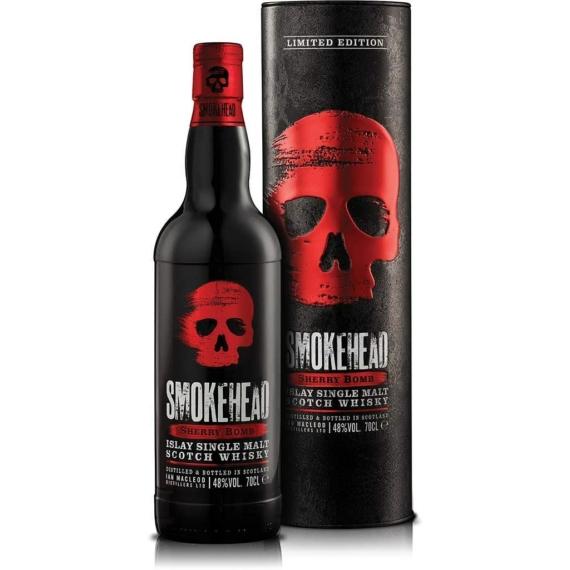 Smokehead Sherry Bomb 0,7l 48%