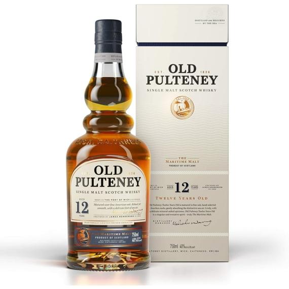 Old Pulteney 12 éves 0,7l 40%