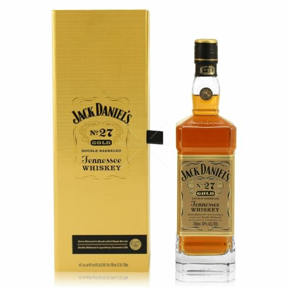Jack Daniels Gold 27 0,7l 40%