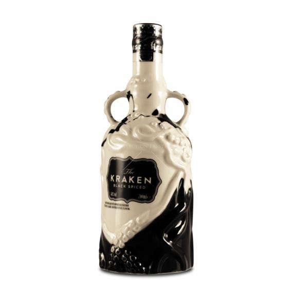 Kraken Spiced Rum Kerámia Díszüvegben 2017 0,7l 40%