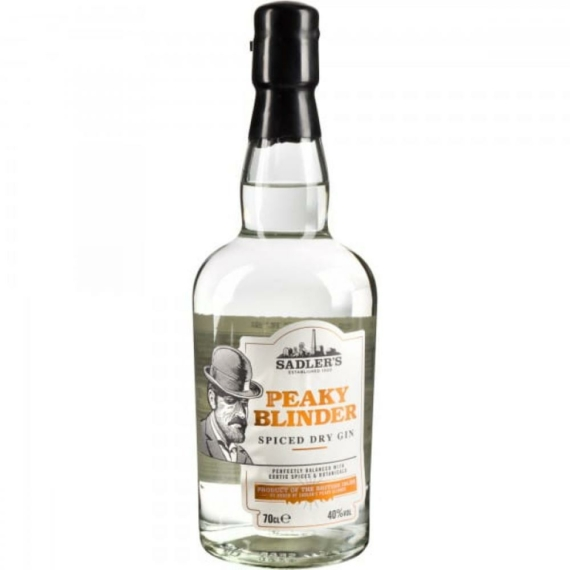Peaky Blinder Spiced Gin 0,7l 40%