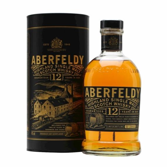 Aberfeldy 12 éves 0,7l 40% DD