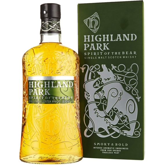 Highland Park Spirit of the Bear 1,0l 40% DD