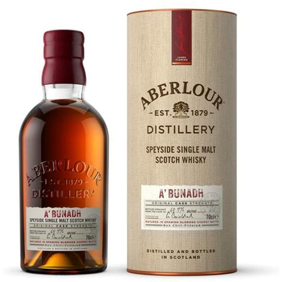 Aberlour A'Bunadh Single Malt Skót Whisky