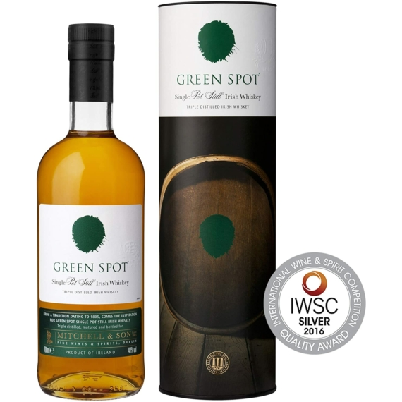 Green Spot Single Pot Still 0,7l 40%