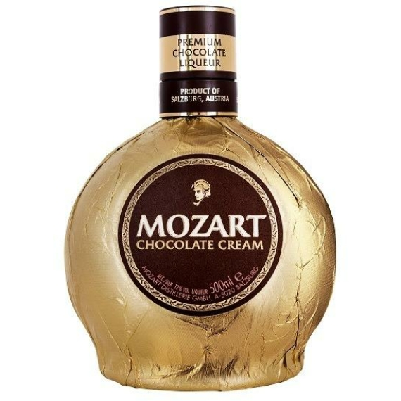 Mozart Chocolate Cream 0,5l 17,5%