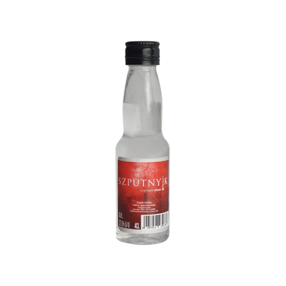 Szputnyik vodka 37,5% 0,04l