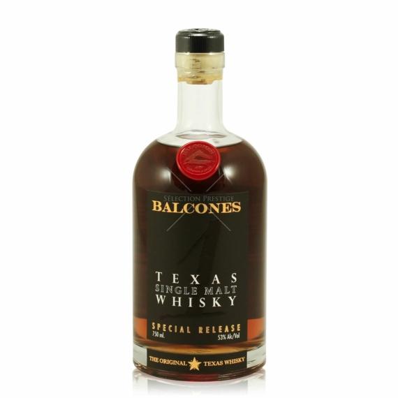 Balcones Texas Single Malt 0,7l 53%