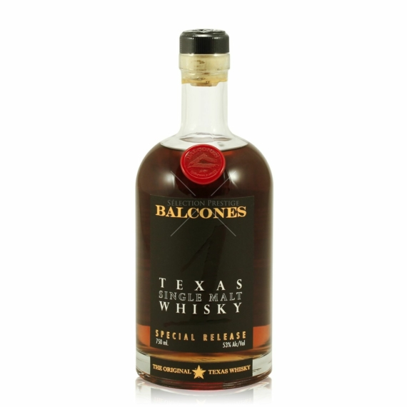 Balcones Texas Single Malt Whiskey 0,7l 53%