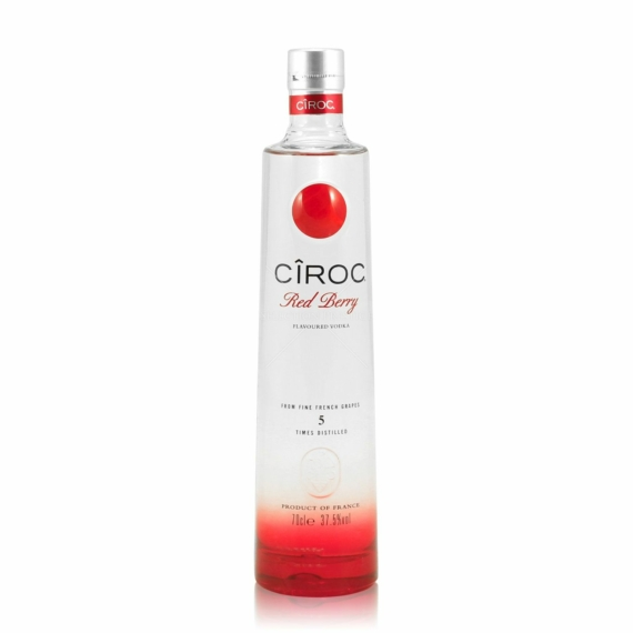 Vodka Ciroc Red Berry 0,7l 37,5%