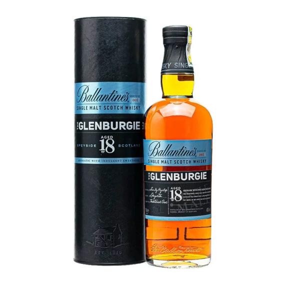 Ballantine's Skót Whisky Malt Glenburgie 18 éves 0,7l 40%