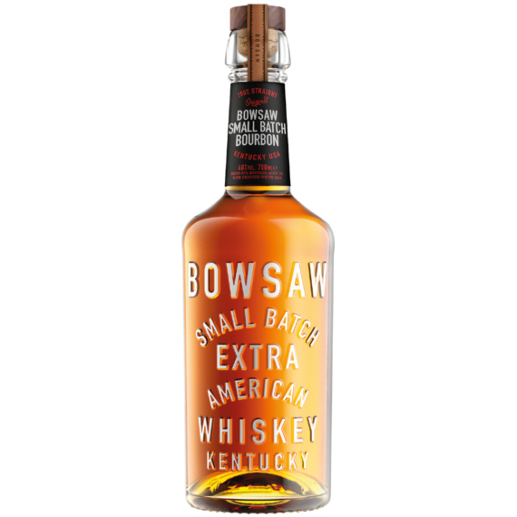 Bowsaw 100% Straight American Bourbon Whiskey 0,7l 40%