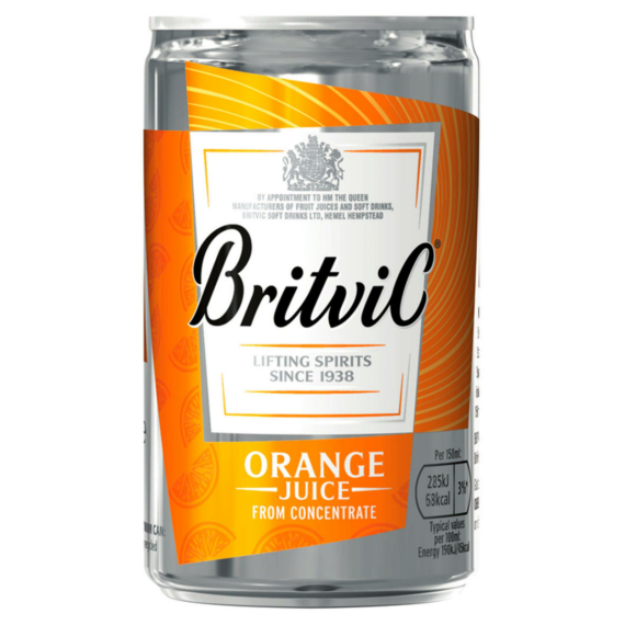 Britvic Narancslé sűrítmény 150 ml