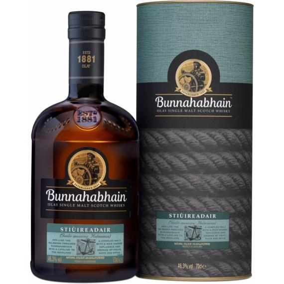 Bunnahabhain Stiuireadair 0,7l 46,3% DD