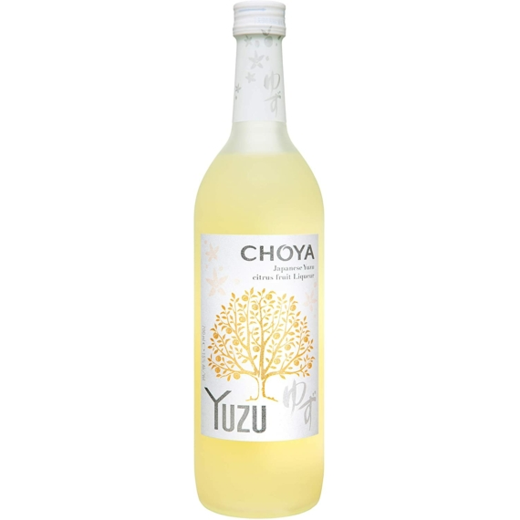 Choya Yuzu citrus likőr 0,75l 14,7%
