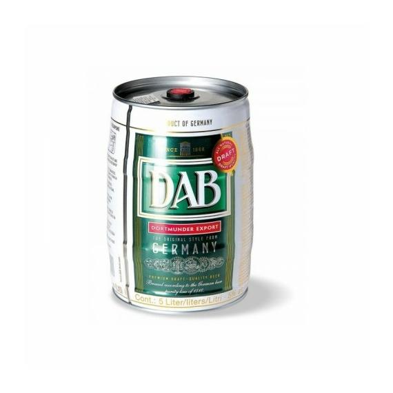 DAB Party hordó 5,0l 5%