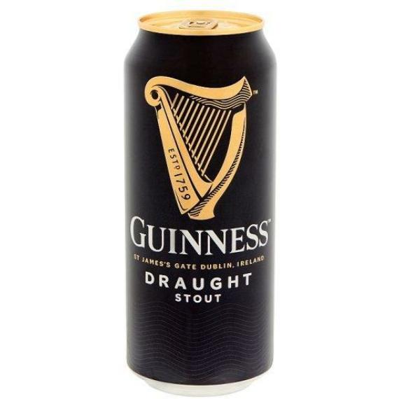 Guinness Ír fekete 0,44l dob 4,2%