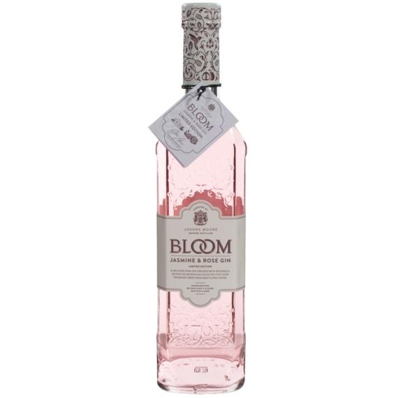 Bloom Jasmine & Rose Gin UK DS/C 0,7l 40%