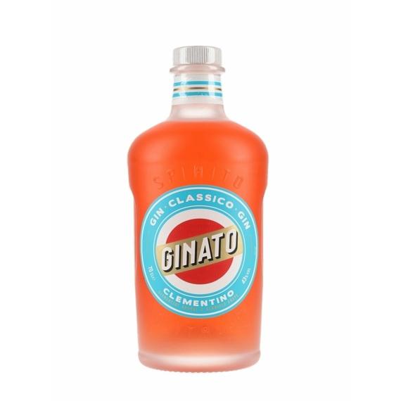 Ginato Clementine Orange Olasz Gin 0,7l 43%