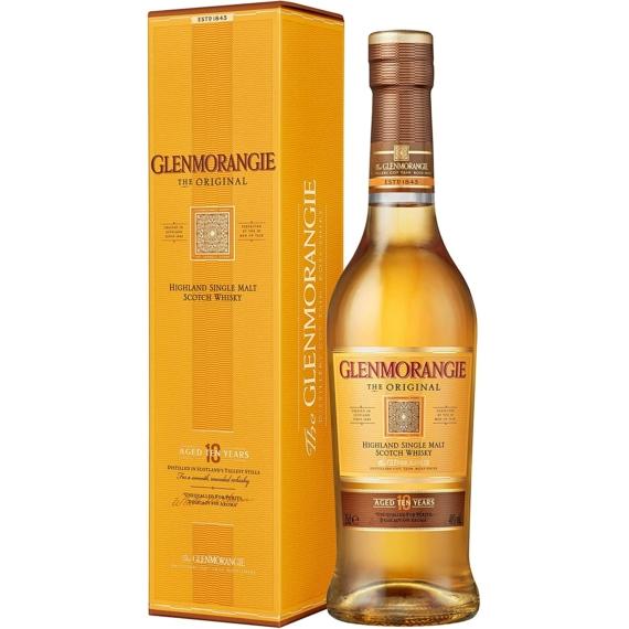 Glenmorangie 10 éves Original Skót Whisky 40% 0.7 l