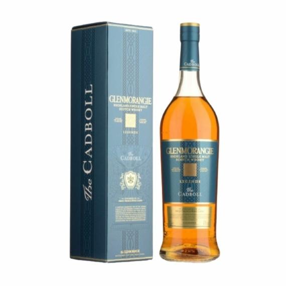 Glenmorangie Legends The Cadboll Skót Whisky 1,0l 43%