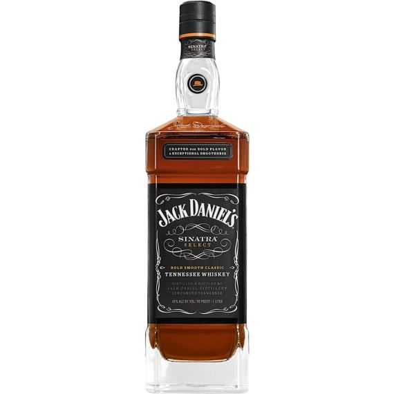 Jack Daniel's Frank Sinatra Edition Whisky Díszdobozban , 1 L 45%