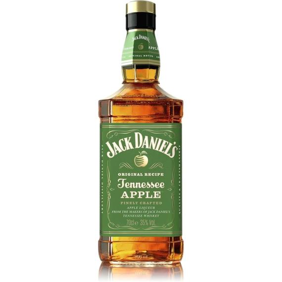 Jim Beam Kentucky Straight Bourbon Whiskey  Apple 0,7L 32,5%