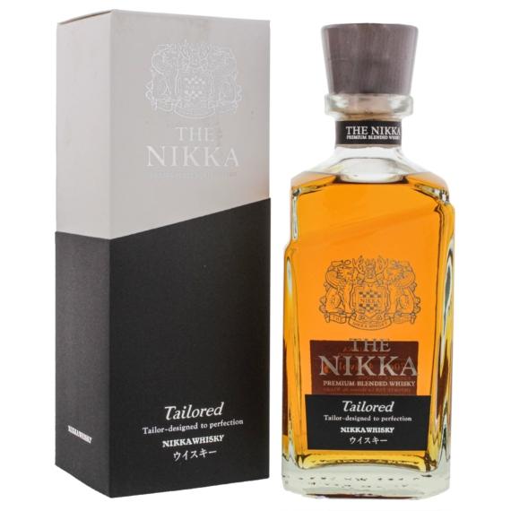 Nikka Tailored Whisky 0,7l 43%